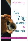 Coperta 1 a cărții Cele 12 legi universale ale succesului