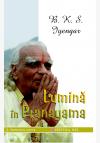 """Coperta 1 a cărții """"Lumină în pranayama"""""""