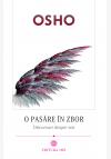 """Coperta 1 a cărții """"O pasăre în zbor. Discursuri despre zen"""""""