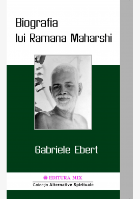 Coperta 1 a cărții Biografia lui Ramana Maharshi