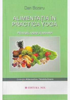 Coperta 1 a cărții Alimentația în practica yoga