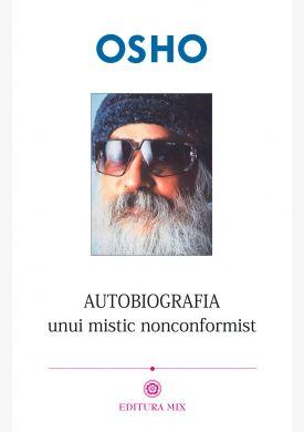 Coperta 1 a cărții Autobiografia unui mistic nonconformist