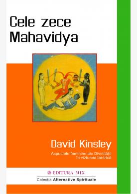 Coperta 1 a cărții Cele zece Mahavidya