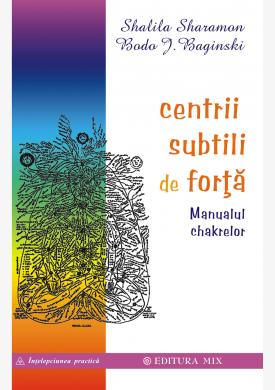 Coperta 1 a cărții Centrii subtili de forță