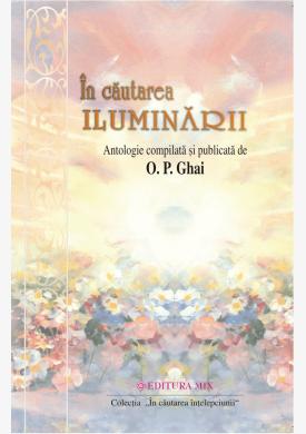 """Coperta 1 a cărții """"În căutarea iluminării"""""""