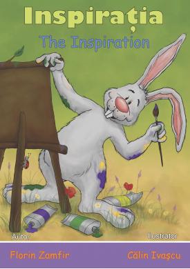 """Coperta 1 a cărții """"Inspirația"""""""