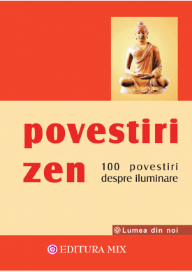 "Coperta 1 a cărții ""Povestiri Zen"""
