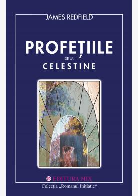 """Coperta 1 a cărții """"Profețiile de la Celestine"""""""
