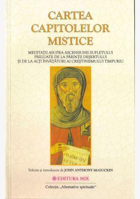 Cartea capitolelor mistice - Coperta 1