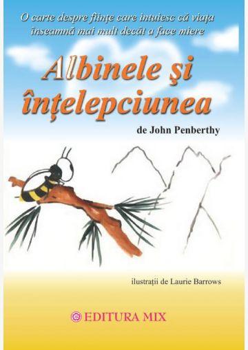 Coperta 1 a cărții Albinele și înțelepciunea