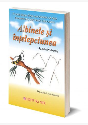 Coperta 3D a cărții Albinele și înțelepciunea