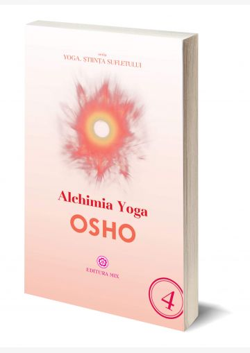Coperta 3D a cărții Alchimia Yoga