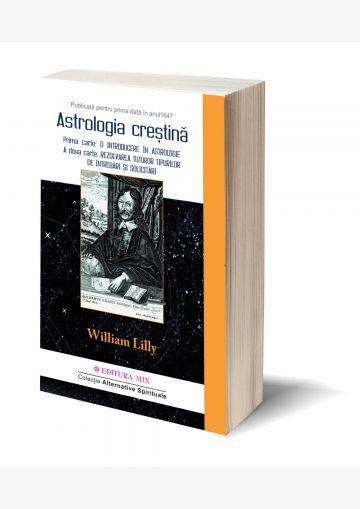 Coperta 3D a cărții Astrologie Creștină (vol.1)