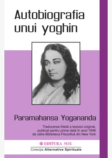 Coperta 1 a cărții Autobiografia unui yoghin