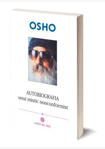 Coperta 3D a cărții Autobiografia unui mistic nonconformist