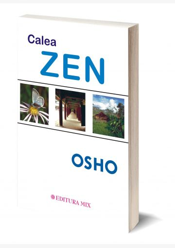 Coperta 3D a cărții Calea Zen