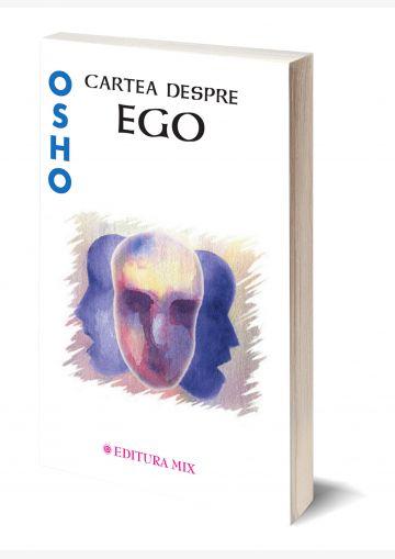 Cartea despre ego - Coperta 3D