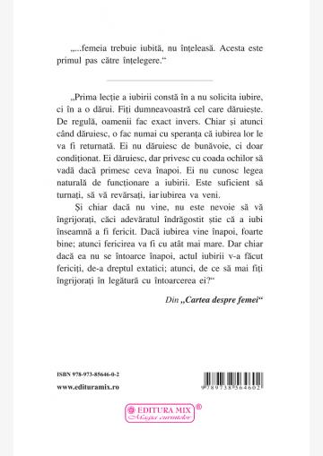 Cartea despre femei - Coperta 4