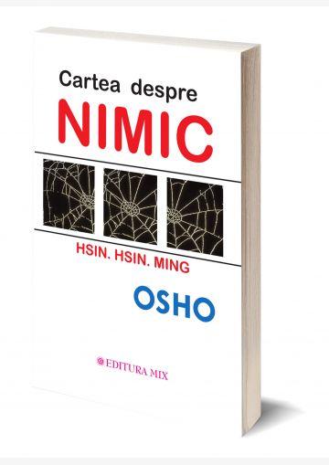 Cartea despre nimic - Coperta 3D