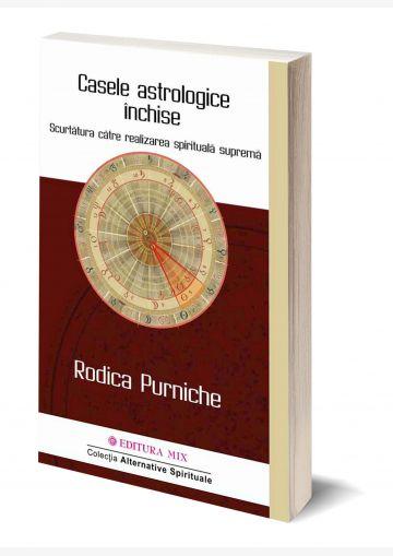 Casele astrologice închise - Coperta 3D