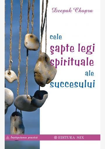 Coperta 1 a cărții Cele șapte legi spirituale ale succesului