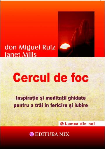 Coperta 1 a cărții Cercul de foc