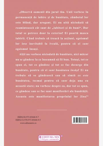"""Coperta 4 a cărții """"Inițierea"""""""