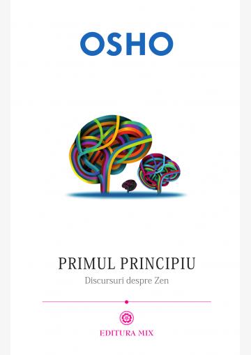 """Coperta 1 a cărții """"Primul principiu. Discursuri despre zen"""""""