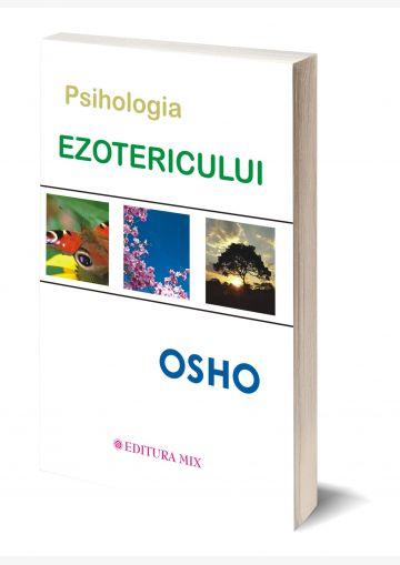 """Coperta 3D a cărții """"Psihologia ezotericului"""""""