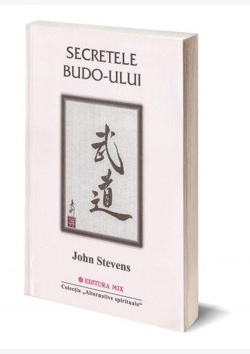 """Coperta 3D a cărții """"Secretele Budo-ului"""""""