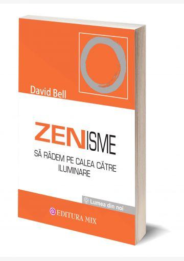 "Coperta 3D a cărții ""Zenisme"""