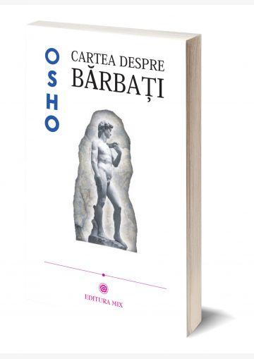 Cartea despre bărbați - Coperta 3D