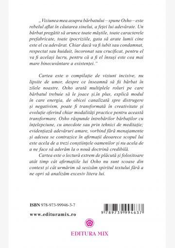 Cartea despre bărbați - Coperta 4