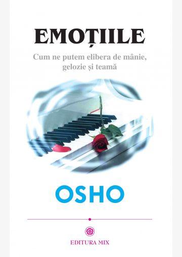 """Coperta 1 a cărții """"Emoțiile"""""""