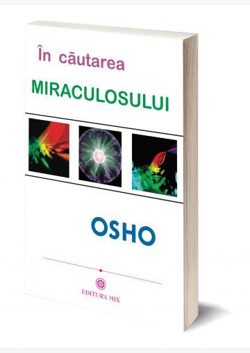 """Coperta 3D a cărții """"În căutarea miraculosului"""""""