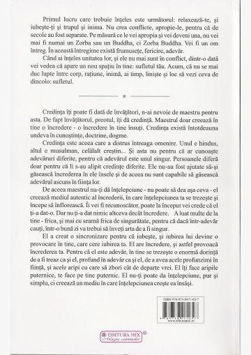 """Coperta 4 a cărții """"Mesia - volumul 2"""""""