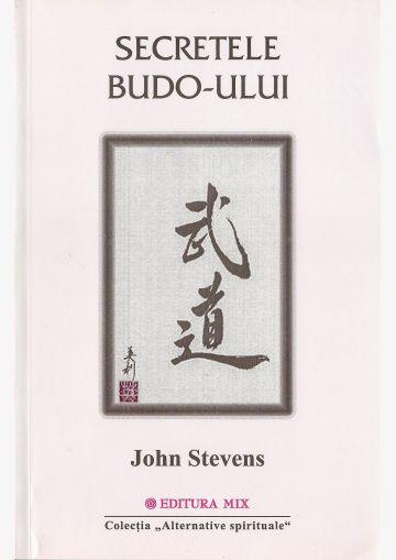 """Coperta 1 a cărții """"Secretele Budo-ului"""""""