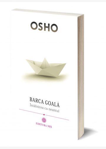 Coperta 3D a cărții Barca goală. Întâlnirea cu neantul
