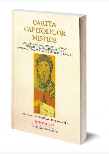 Cartea capitolelor mistice - Coperta 3D